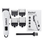 New Kemei Professional LCD Electric Rechargeable Hair Trimmer