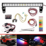 New 1 Set LED Light for 1/10 RC Car Crawler Traxxas TRX4 Ford Bronco Ranger XLT