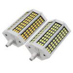 New AC110V AC220V 135MM Non-dimmable 13W R7S 5733 Warm White Pure White 99 LED Light Bulb for Home