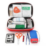 New 177 In 1 SOS Survival Tool Kit First Aid Emergency Kit Trauma Bag for Car Home Work Office Boat Camping Hiking Travel