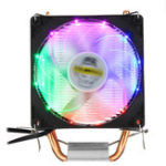 New DC 12V 3Pin Colorful Backlight 90mm CPU Cooling Fan PC Heatsink Cooler for Intel/AMD For PC Computer Case