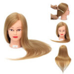 New 26 Inches 35% Real Hair Mannequin
