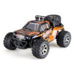 New MGRC 1/18 2.4G 4CH 2WD Crawler RC Car