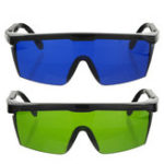 New Pro Laser Protection Goggles Protective Safety Glasses IPL OD+4D 190nm-2000nm Laser Goggles