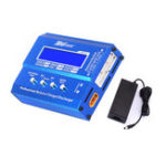 New iMAX B6 Mini 80W 5A DC Battery Balance Charger XT60 Plug with Power Supply