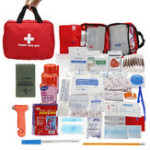 New 344Pcs First Aid Kit All Purpose Emergency Trauma Outdoor Travel Bag Survival SOS