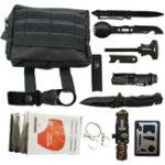 New IPRee® 11 In 1 Outdoor EDC SOS Survival Bag Camping Emergency Multifunctional Tools Kit
