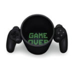 New Creative Ceramic Mug Handles Controller Gamepad Gaming Mug Milk Tea Coffee Mug Cup Xmas Birthday Gift