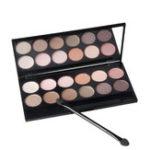 New Qibest Smoky Matte Eye shadow Palette