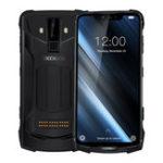 New DOOGEE S90 Standard Edition 6.18 Inch FHD+ IP68 NFC 5050mAh 6GB RAM 128GB ROM Helio P60 Octa Core 4G Smartphone