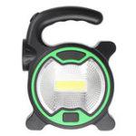 New Outdoor Portable COB LED Work Light Flashlight Camping Emergency Flood Light Lantern