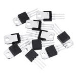 New 30pcs BTA16-600B TO-220 BTA16-600 TO220 16-600B BTA16 600V 16A TRIACS Transistor