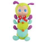 New Caterpillar Stuffed Bedtime Playmate Short Plush Toy Gift Decor Collection
