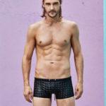 New Bling Drawstring Beach Stylish Swimwear