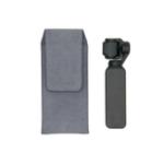 New Storage Bag Mini Carry Case PU Leather Microfiber Bag Travel Bag For DJI Osmo Pocket Handheld Gimbal Accessories