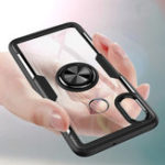 New Bakeey Magnetic Car Holder Finger Ring Transparent Protective Case For Xiaomi Mi8 Mi 8