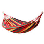 New 280×100cm Outdoor 2 People Double Hammock Portable Camping Parachute Hanging Swing Bed Max Load 350kg