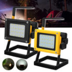 New 35W 20 LED Outdoor Work Light Floodlight Spotlight IP65 Waterproof Camping Emergency Lantern
