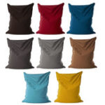 New Bean Bag Extra Large Cotton Sofa Cover Chair