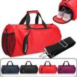 New KALOAD Waterproof Sports Duffle Bag Outdoor Travel Fitness Shoulder Bag Backpack