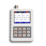 New DANIU ADS2050H Handheld Oscilloscope High Precision 5MHz Bandwidth 20M Sampling Rate 2.4 Inch LCD Screen One Key Auto Built-in Lithium Battery Waveform Store