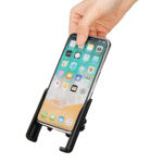 New Universal Auto Lock Sticky 360 Degree Rotation Car Stand Dashboard Air Vent Holder for Mobile Phone