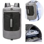 New Mens Travel Bag Duffle Bag Large Capacity Gym With Separate Shoes Compartment Luggage Storage Container