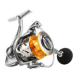 New SeaKnight RAPID 2000-6000H Spinning Reels 6.2:1/4.7:1 10+1BB Anti-Corrosion Fishing Wheel Saltwater Fishing Reel