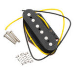 New 1 Pcs Single Coil Guitar Bass Bridge Pickup