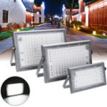 New 80W 130W 180W Camping Light Outdoor Work Light IP65 Waterproof Floodlight Emergency Lantern