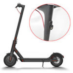 New BIKIGHT 1pc DIY Kick Scooter Modification Lock Front Latch for Xiaomi Mijia M365 Electric Scooter