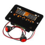 New ZFX-W1015 12V/24V/220V Digital Display Multi-function Intermittent Cycle Timer