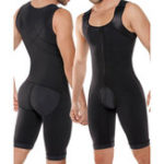 New Men Onesies Bodybuilding Butt Lifting Body Control Shapewear