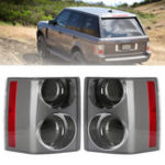 New Car Tail Light Assembly Rear Brake Lamp Black+Black Left/Right for Range Rover Vogue L322 2002-2009