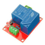 New BESTEP 12V 30A 250V 1 Channel Relay High Level Drive Relay Module Normally Open Type For Auduino