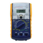 New KT7310 Authentic Precision Digital Dual Display Analogue Multimeter Tester