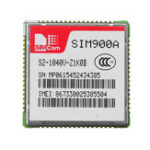 New SIM900A Module Dual Band GSM GPRS SMS Wireless Transmission Module With Positioning Support For Raspberry Pi