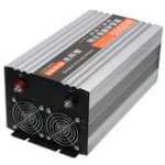 New 5000W 60Hz Pure Sine Wave Inverter Dual LED Display Power Inverter 12V/24/48/ DC To 220V AC Converter