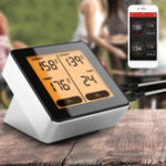 New Bluetooth Digital Wireless BBQ Tool Cooking Thermometer Probe APP Control