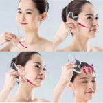 New Acrylic Guasha Scraping Board Gua Sha Manual Massage Tool