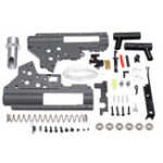 New BaoXiong No.2 Gearbox Kit For Jinming 9th LDT416/TTM/556 Magpul Replacement Accessories