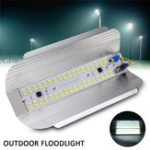 New 2pcs 50W High Power 70 LED Flood Light Waterproof Lodine-tungsten Lamp Outdoor Garden AC220-240V