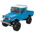 New MN Model MN-45 RTR 1/12 2.4G 4WD Rc Car with LED Light Crawler Climbing Off-road Truck