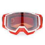 New Light Silver Motorcycle Anti-UV Dust Racing Goggles Glasses Motocross ATV Dirt Bike Off Road