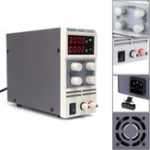 New Wanptek KPS305DF Mini 30V 5A Adjustable DC Power Supply LED 4 Digits Switching Power Supply Lab
