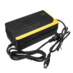 New 48V 3A Lithium Battery Charger For Skateboard Single-wheeled Electric Bicycle