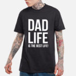 New Mens Letter Printing Short Sleeve Casual Summer T-shirts