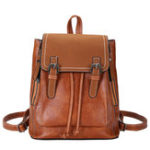 New Women Reteo Vintage Multi-Carry Large Capacity Backpack