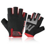 New Men Women Half Finger Gloves Fitness Cycling Motorcycle Bike Training Gym Exercise Sports
