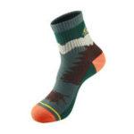 New SANTO S007 Men Outdoor Sports Tube Socks Thick Quick Drying Sock Camping Climbing Fitness Running Socks